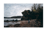 Le Ris, 1864 Giclee Print by Emmanuel Lansyer