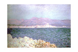 Gulf of Antibes, 1888 Giclee Print by Claude Monet