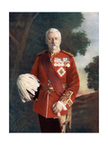 Lieutenant General Sir Robert Low, 1900 Giclee Print by Elliott & Fry
