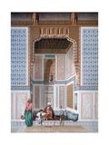 Khosne Ahmed El-Bordeyny, 19th Century Reproduction procédé giclée par Emile Prisse d'Avennes