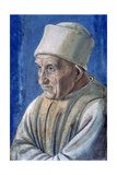 Portrait of an Old Man, 1485 Giclee Print by Filippino Lippi