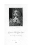George I, King of England Giclee Print by Cosmo Armstrong