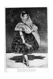 Lola De Valence, C1850-1880 Giclee Print by Edouard Manet