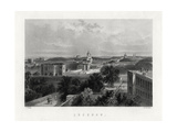 Lucknow, Uttar Pradesh, India, 19th Century Giclee Print by Edward Paxman Brandard