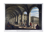 Covent Garden, Westminster, London, 1777 Giclee Print by Edward Rooker