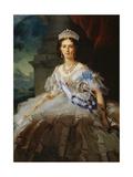 Portrait of Princess Tatiana Yusupova, 1858 Giclee Print by Franz Xaver Winterhalter
