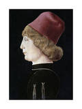 A Young Man, C1460 Giclee Print by Cosmè Tura