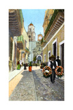 Guanajuata, Mexico, 1910 Giclee Print by Fred Harvey