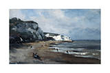 Dover, 1875 Giclee Print by Emmanuel Lansyer