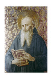 St Jerome, Mid 15th Century Giclee Print by  Fra Angelico