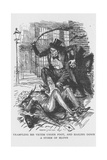 Scene from the Strange Case of Dr Jekyll and Mr Hyde by Robert Louis Stevenson, 1927 Giclee Print by Edmund Joseph Sullivan