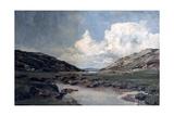 Saint-Anne-La-Palud, 1863 Giclee Print by Emmanuel Lansyer