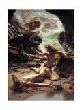 The Cave of the Storm Nymphs, 1903 Giclée-Druck von Edward John Poynter