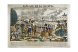 Battle of Borodino, Russia, September 1812 Giclee Print by Francois Georgin