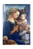 Madonna and Child with Angels, C1455 Giclee Print by Filippino Lippi