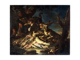 Fish, 1620 Giclee Print by Frans Snyders