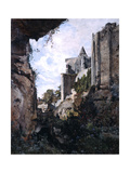 The Castle, 1882 Giclee Print by Emmanuel Lansyer