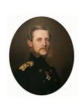 Portrait of the Grand Duke Konstantin Nikolaevich, 1859 Giclee Print by Franz Xaver Winterhalter