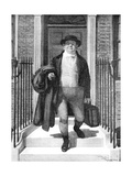 Mr Pickwick, 1923 Giclee Print by Frank Reynolds