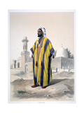 Fellah, C1825-1875 Giclee Print by Emile Prisse d'Avennes
