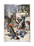 Events in Crete, 1896 Giclee Print by Frederic Lix