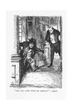 Scene from the Strange Case of Dr Jekyll and Mr Hyde by Robert Louis Stevenson, 1927 Giclee Print by Edmund Joseph Sullivan