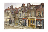 Cable Street, Stepney, London, C1830 Giclee Print by Frederick Calvert