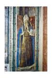 St John Chrysostom, Mid 15th Century Giclee Print by  Fra Angelico