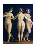 The Three Graces, 1564-1597 Giclee Print by Francesco Morandini