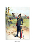 A Military Doctor, C1890 Giclee Print by Frank Teller