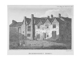 The Abbey of St Saviour, Bermondsey, Southwark, London, 1810 Giclee Print by George Henry Andrews