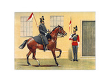 The 16th (Queen) Lancers, C1890 Giclee Print by Geoffrey Douglas Giles