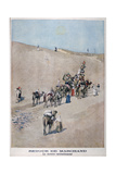 Return of Merchants, 1899 Giclee Print by F Meaulle