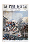 Riots in Sicily, 1894 Giclee Print by Frederic Lix