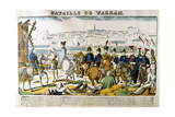 Battle of Wagram, 1809 Giclee Print by Francois Georgin