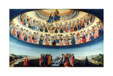 The Assumption of the Virgin, C1475-1476 Giclee Print by Francesco Botticini
