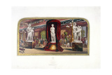 The Gems of the Great Exhibition, No.3, Hyde Park, London, (C1854) Giclee Print by George Baxter