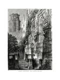 Heidelberg Castle, Germany, 1886 Giclee Print by Francois Stroobant