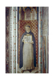 St Thomas Aquinas, Mid 15th Century Giclee Print by  Fra Angelico