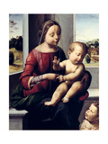 Madonna and Child with the Young Saint John the Baptist, C1497 Giclee Print by Fra Bartolomeo