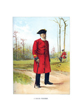 Chelsea Pensioner, C1890 Giclee Print by Geoffrey Douglas Giles