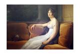 Portrait of Josephine, 1801 Giclee Print by Francois Pascal Simon Gerard