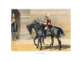 The 1st Life Guards, C1890 Giclee Print by Geoffrey Douglas Giles