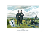 The 1st Middlesex (Victoria Rifle), C1890 Giclee Print by Geoffrey Douglas Giles