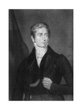 Sir Robert Peel, 2nd Baronet, British Prime Minister, 1853 Giclee Print by George Baxter