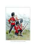 The 87th Princess Victoria's (Royal Irish Fusilier), C1890 Giclee Print by Geoffrey Douglas Giles