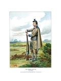 The London Scottish, C1890 Giclee Print by Geoffrey Douglas Giles