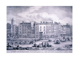Borough High Street, Southwark, London, 1830 Giclee Print by George Scharf