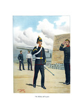 The Royal Artillery, C1890 Giclee Print by Geoffrey Douglas Giles