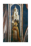 St Ambrose, Mid 15th Century Giclee Print by  Fra Angelico